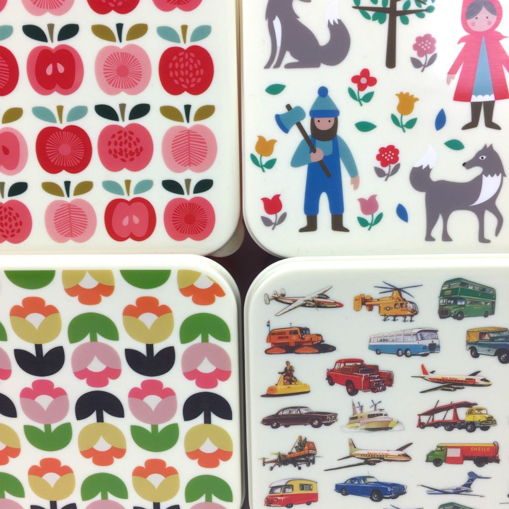 Lunchbox retro