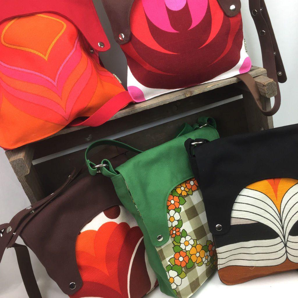 Happy bag schoudertas
