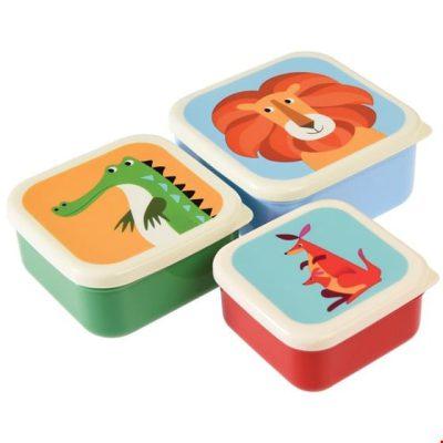 Lunchbox & drinkfles