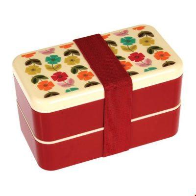 lunchbox met bestek