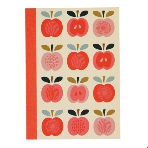 Vintage appel schrift A6