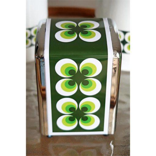 tissuedispenser Cabanaz groen