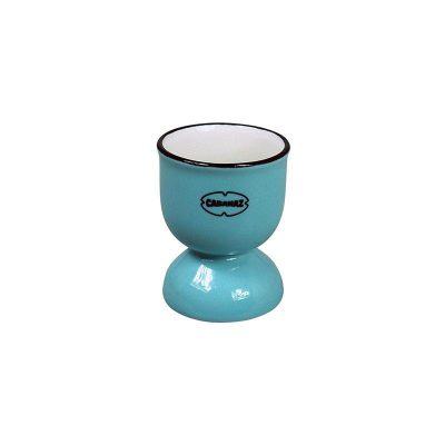 eierdop licht blauw keramiek cabanaz