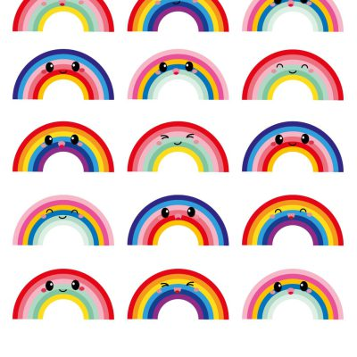 rainbows sending