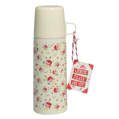 thermosfles koffie-to-go litte rose