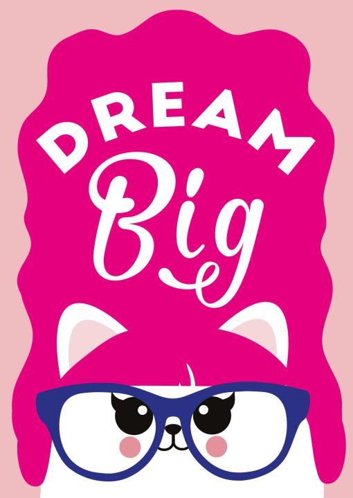 dream-big-grappige-kaart