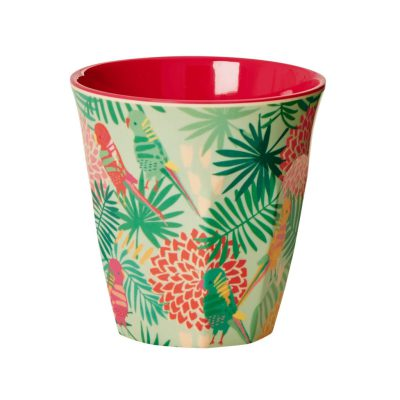 melamine cup medium tropical