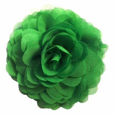 broche groen bloem