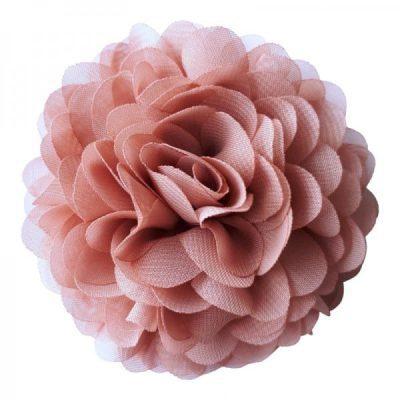 hippie broche oud roze