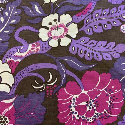 vintage stof paars