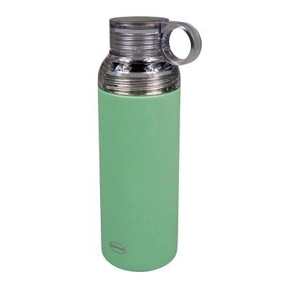 thermosbeker groen met beker