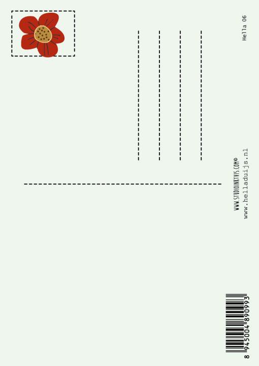 hanneke ansichtkaart