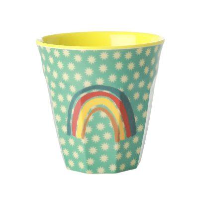 regenboog melamine cup rice