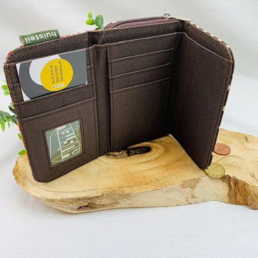 binnenkant retro portemonnee