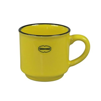 espresso kopje geel cabanaz