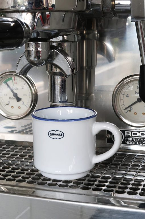 espresso kopje wit