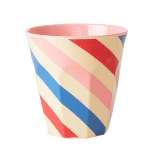 melamine cup stripes