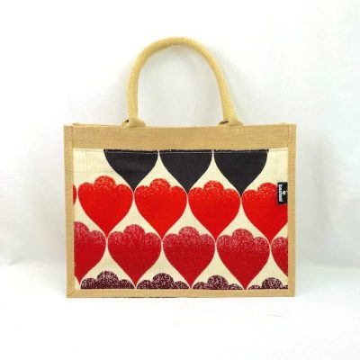 shopper jute maat M