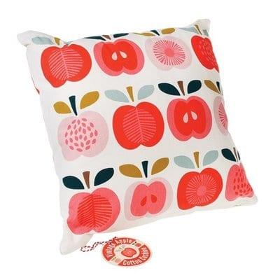 kussen vintage appeltjes
