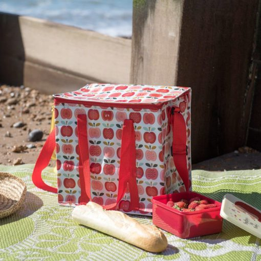 picknicktas vintage appel