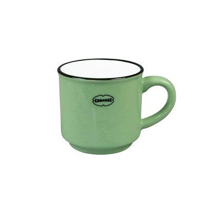 espresso kopje kerameik groen