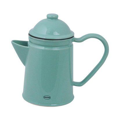 retro theepot koffiepot 600 ml