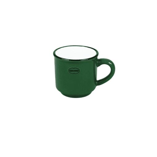 espresso kopje pine green cabanaz