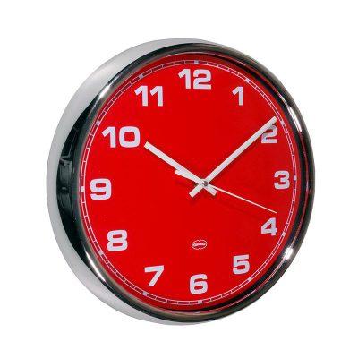 Wall Clock Rood