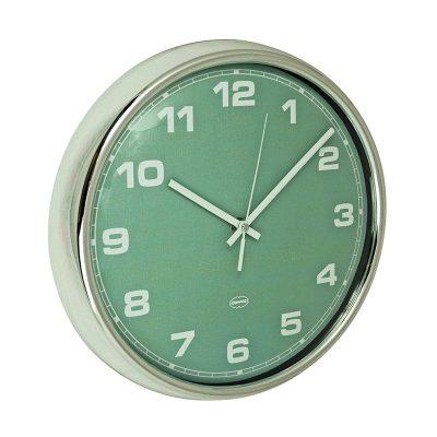 Wall Clock Groen