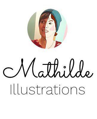 Mathilde illustrations
