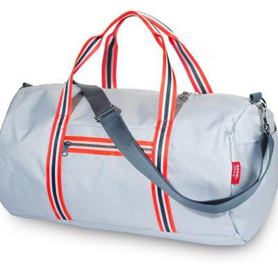 sporttas lichtblauw
