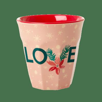 drinkbeker voor de kerst